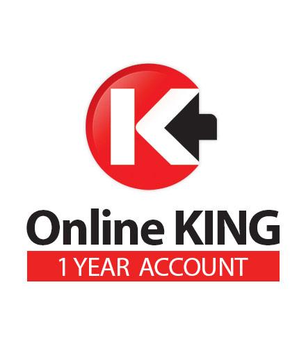 اکانت نرم افزار KING آنلاین