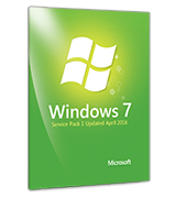 Windows 7 SP1 Updated April 2016